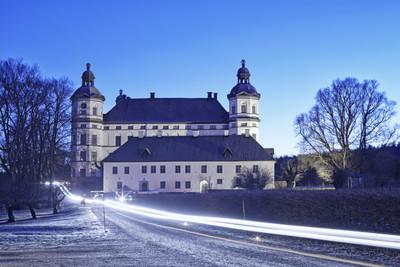 Foto från Traditionell julmarknad på Skoklosters slott