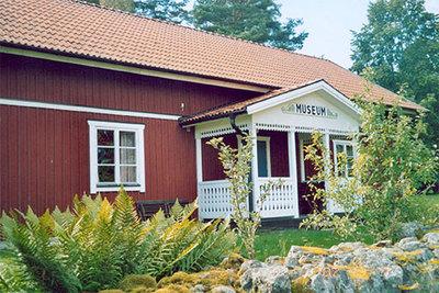 Foto från Julmarknad i Mölltorps hembygdsmuseum