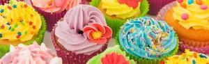 Cupcakes för två