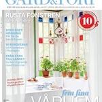 Prenumeration på Gård & Torp