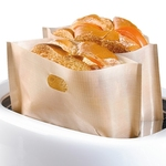 Toastficka present