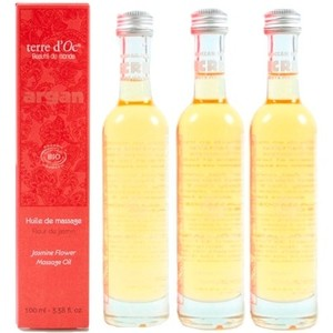 Massageolja: Oriental Amber