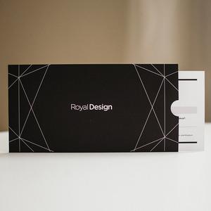 Presentkort royaldesign