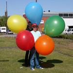 Gigantiska ballonger