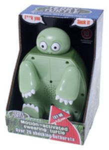 Den svärande sköldpaddan