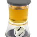 Shotglas med inbyggd drinklek