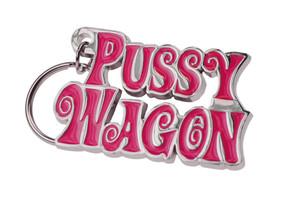 Nyckelring Pussy Wagon