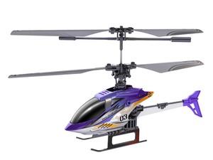 Radiostyrd inomhushelikopter