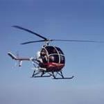 flygfoto från helikopter