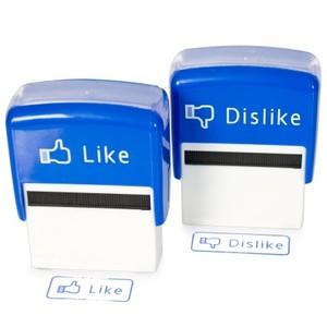 Facebook-stämplar