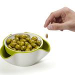 Smart skål för oliver, pistagenötter mm.