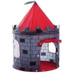 Lektält i form av fästning