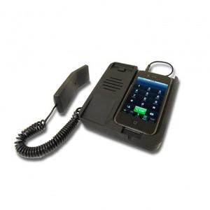 Gör en kontorstelefon av iPhone