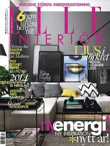 elle decoration tidning