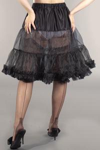 pettycoat kjol mode