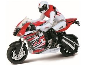 radiostyrd motorcykel