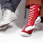 Sneaker socks strumpor