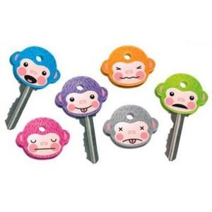 Monkeys nyckeldesign