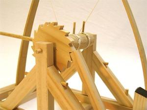 Leonardo Da Vinci träpussel
