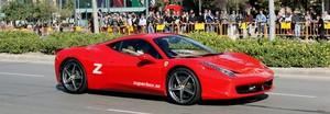 Prova på Ferrari