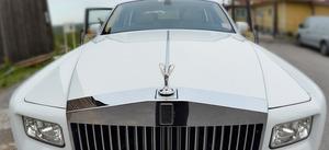 Åk en superlyxbil: Rolls Royce Phantom