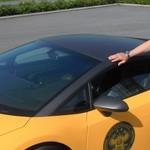 Kör Lamborghini 80 km
