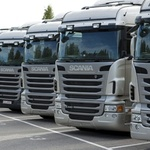 Scania truck day