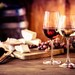 Ost och vinprovning i present