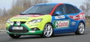 driving challenge motorupplevelse