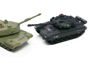 radiostyrda stridsvagnar