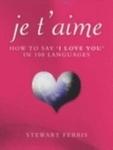 Jag älskar dig på 100 språk