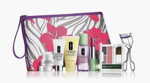 Clinique Hud och Makeup-kit