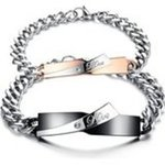 His and Hers matchande armband