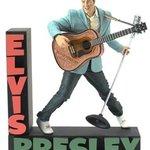 Elvis Presley prydnadsfigur