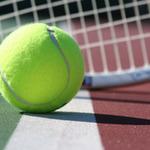 Tennislektion