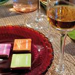 Rom- & chokladprovning