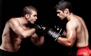 MMA-Träning för två