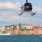 Helikoptertur för två - Göteborg
