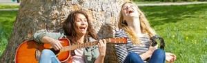 Gitarrlektion för Två