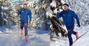 Teknikträning - skidor eller löpning