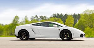 Kör Lamborghini Plus
