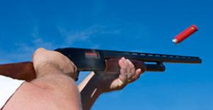 Lerduveskytte & Magnum 44