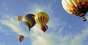 Ballongflyg STHLM för två