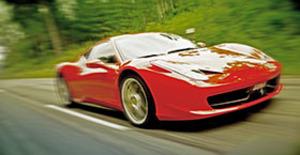 Kör Ferrari Premium