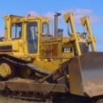 Kör grävmaskin för två