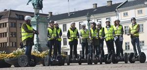 Segwaytur i Göteborg