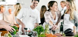 Matlagningskurs i Stockholm med stjärnkock - Aveqia