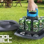 kylbrunn för öl cool-well
