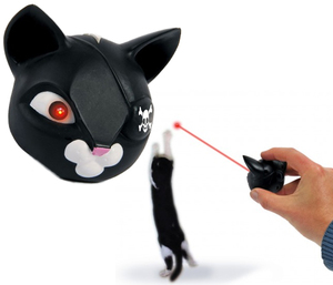 pirat katt laser