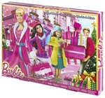 Barbie adventskalender